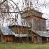 Cerkiew w Leżachowie/Szlak Architektury Drewnianej/Wooden Architecture Trail