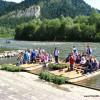 Spływ Dunajcem/Dunajec River Gorge/Il Rafting sul fiume Dunajec/Dunajec Flossfahrt